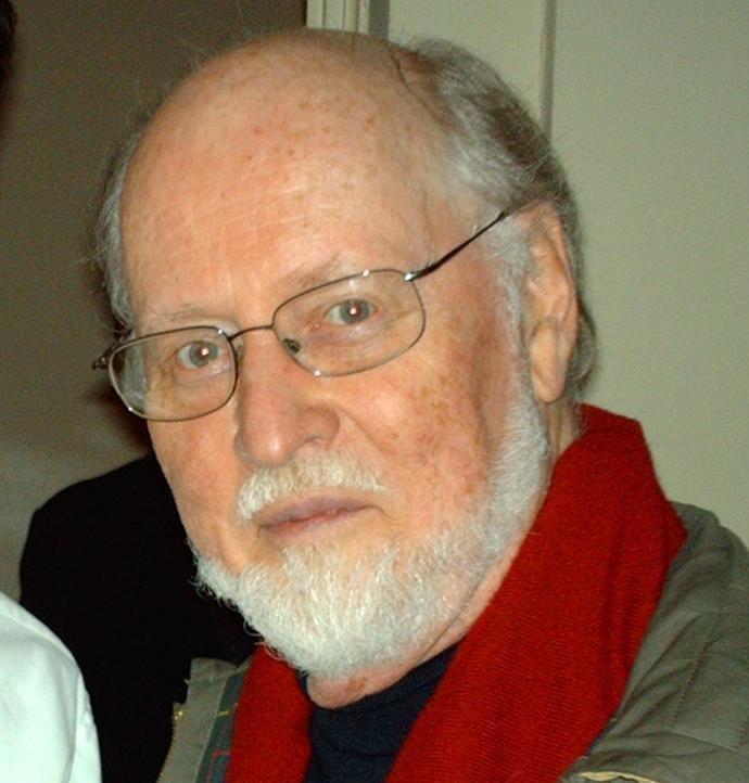 A photograph of John Williams