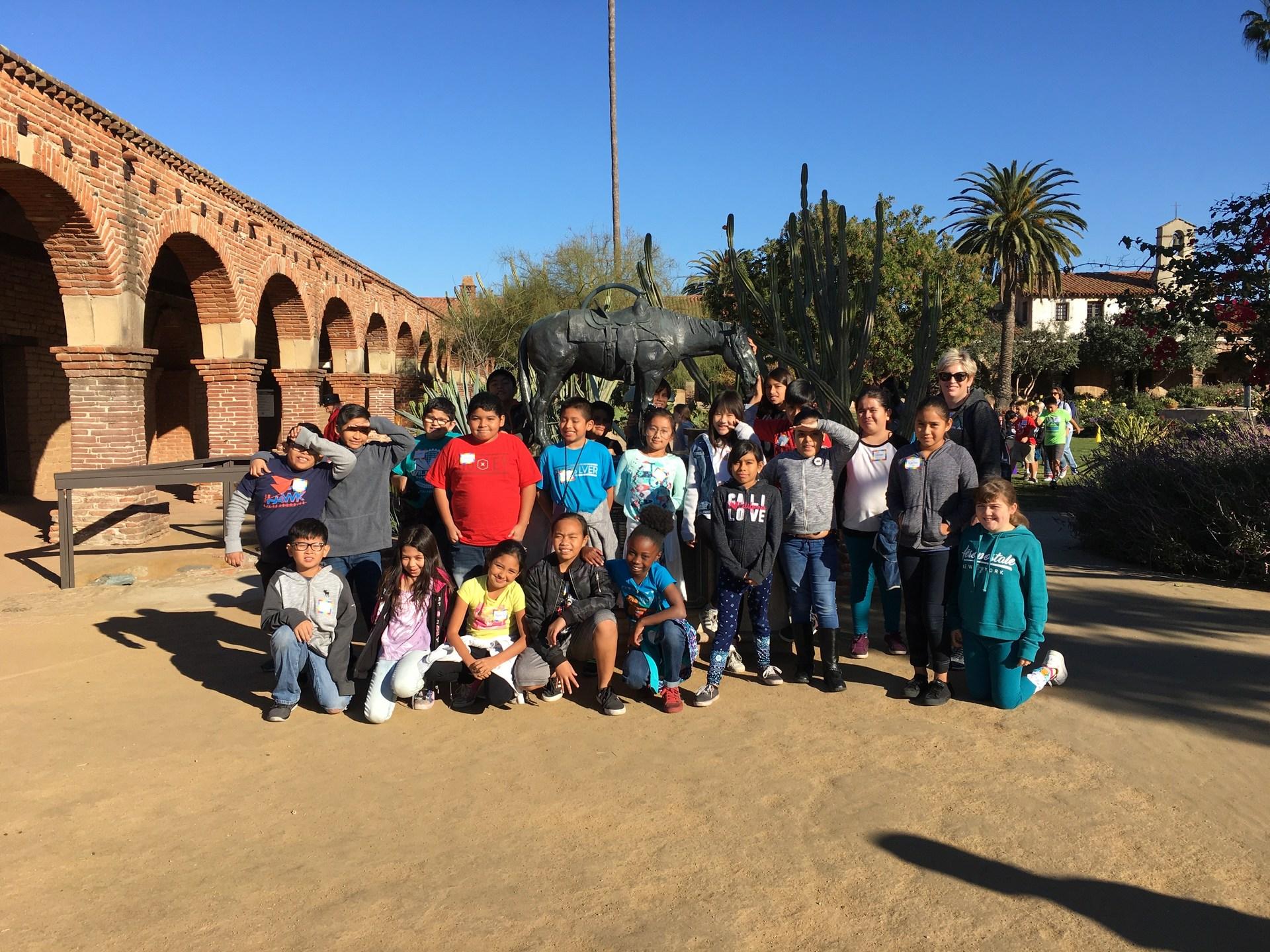 Field Trip to Mission San Juan Capistrano