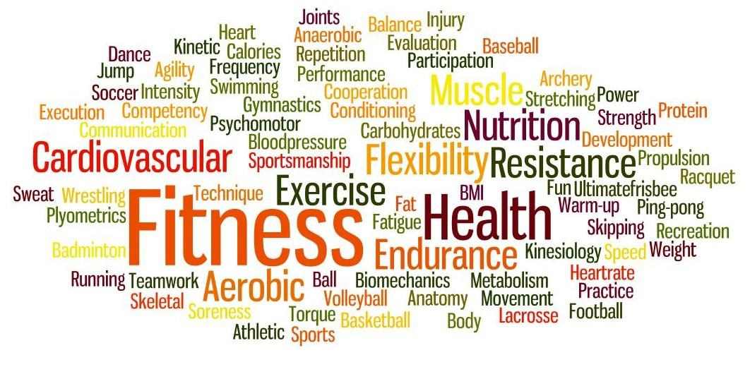 Fitness and health picture