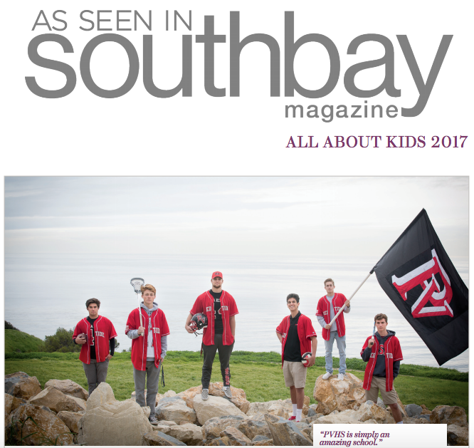 South Bay Magazine Feature Thumbnail Image