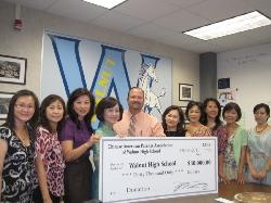 WHS CAPA tech donation.JPG