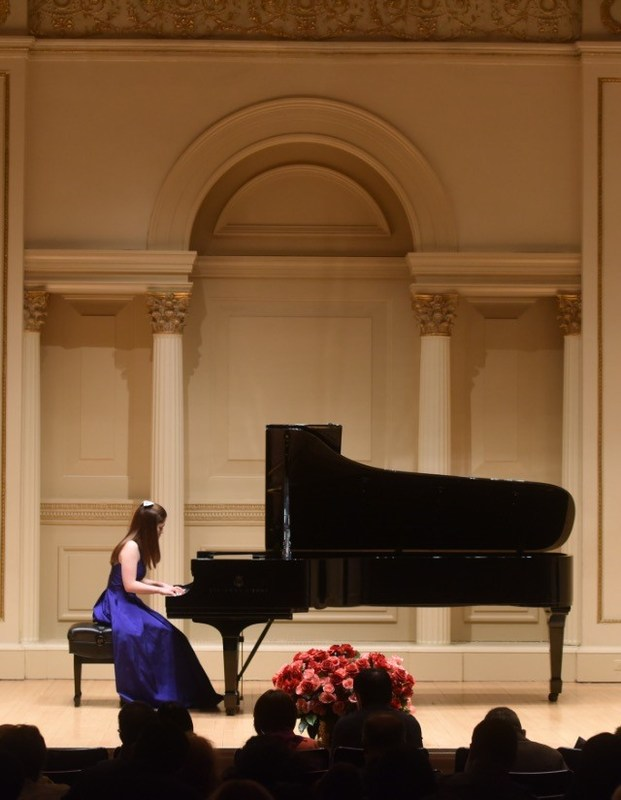 BMHS Junior Plays Carnegie Hall Thumbnail Image