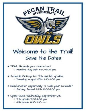 Pecan Trail save the dates.JPG
