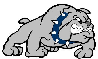 Bowman High School Bulldogs logo
