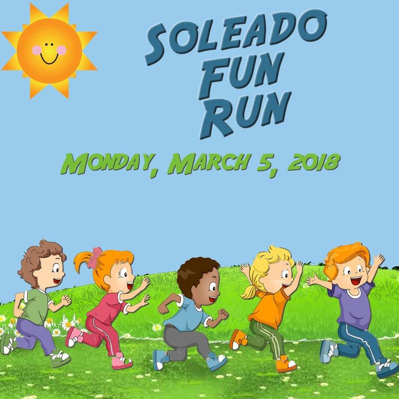 Fun Run - March 5th 🏃 Thumbnail Image