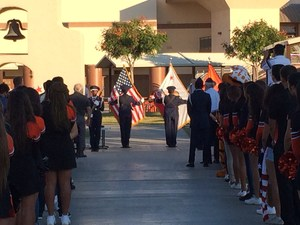 911 Commemoration at SJHS