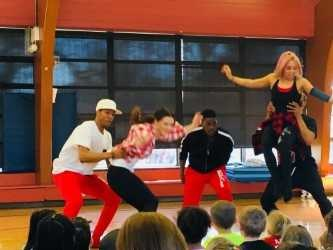 Chicago Dance Crash Performs for Blythe Park- Ballet to Breakdancing Featured Photo
