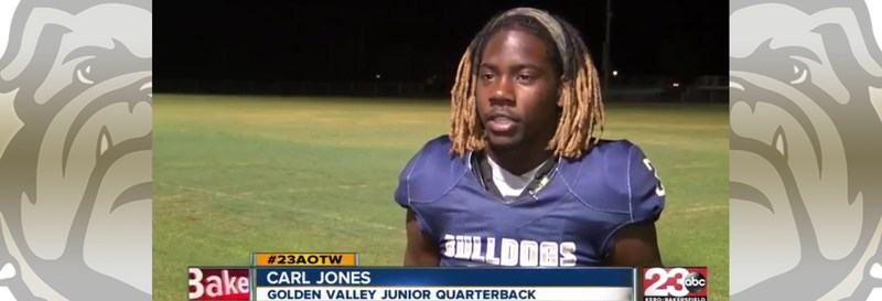Carl Jones named Player Of The Week by ABC News 23 Thumbnail Image