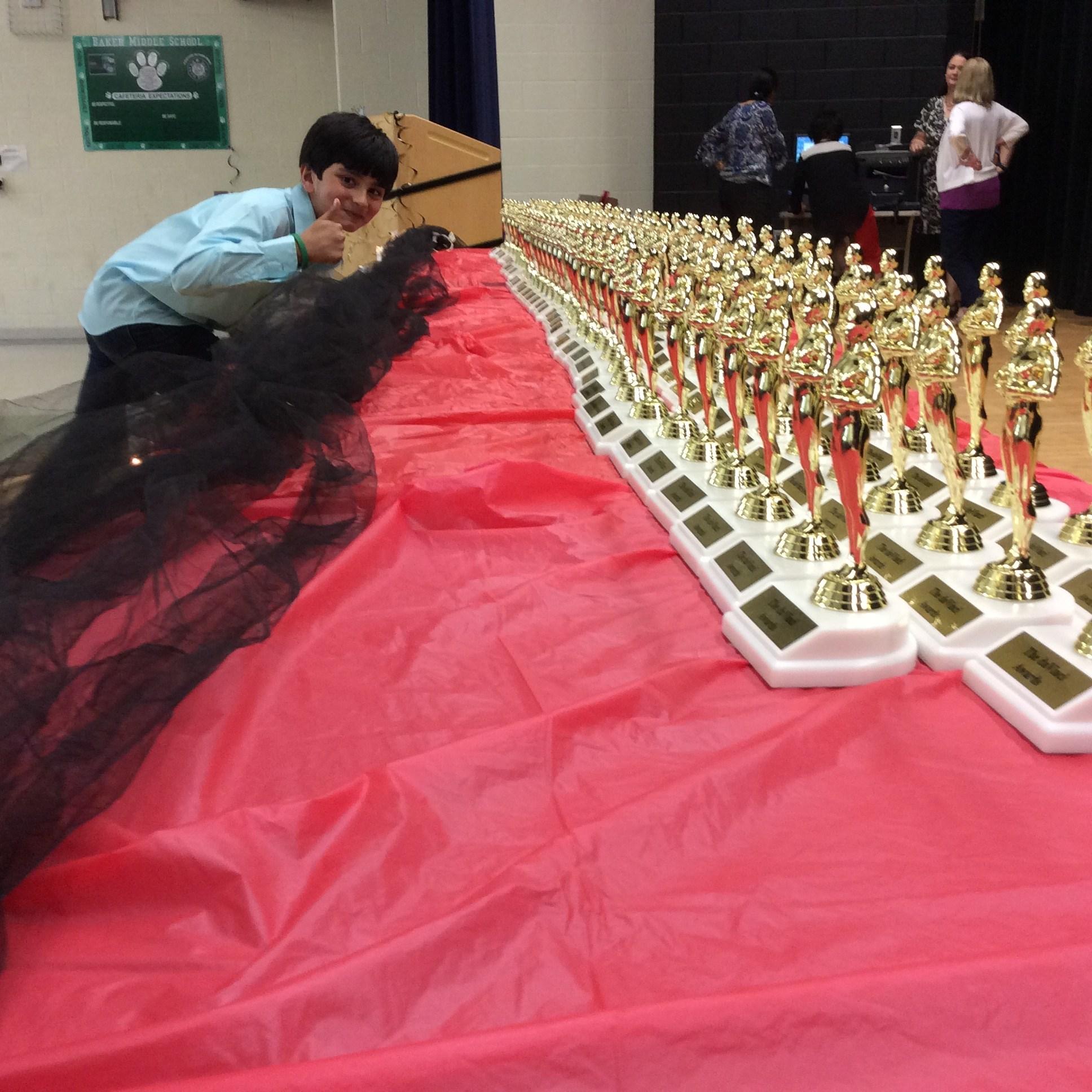 DaVinci Trophys