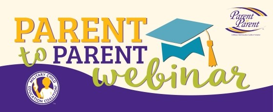 Parent to Parent Webinar
