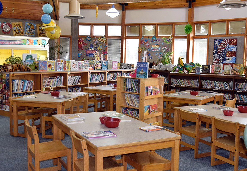 Mars Area Primary Center Library