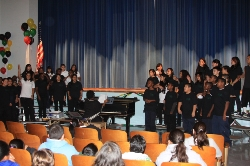 African American History Assembly Chorus