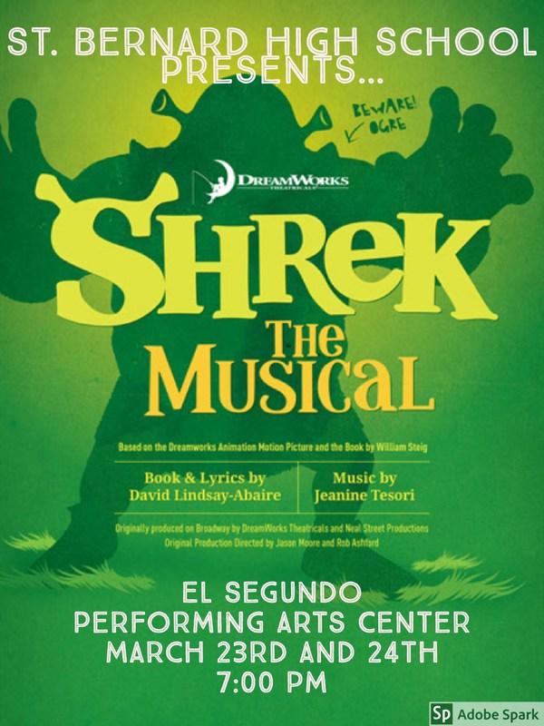 Shrek the Musical Featured Photo