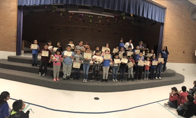 First Term Honor Roll Assembly Thumbnail Image