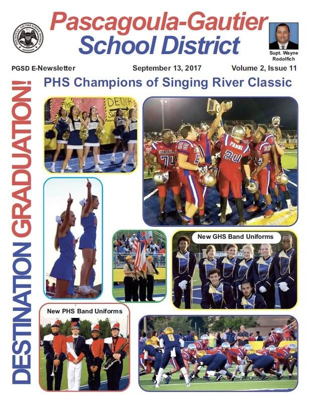 PGSD eNewsletter; Volume 2, Issue 11