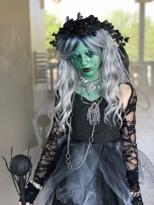 dark fairy costume