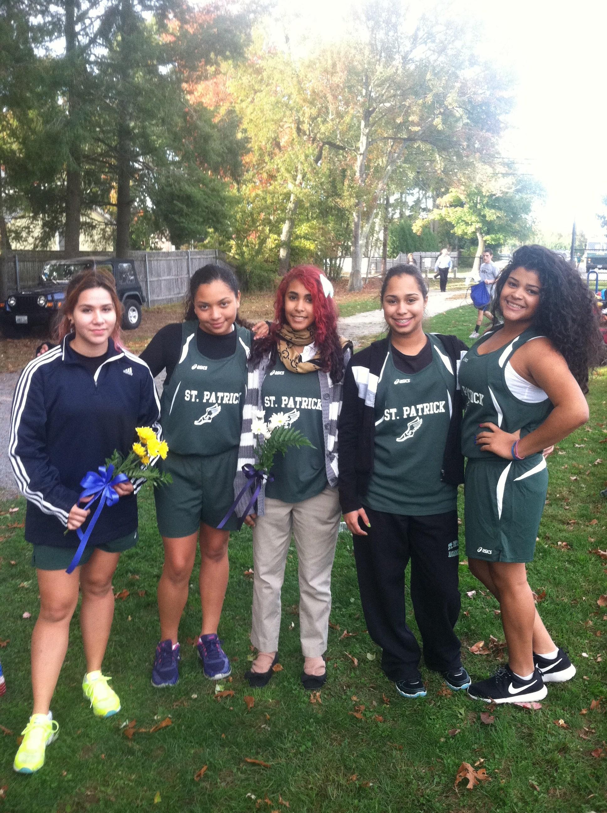 Augustana Cheerleading: St. Patrick Academy