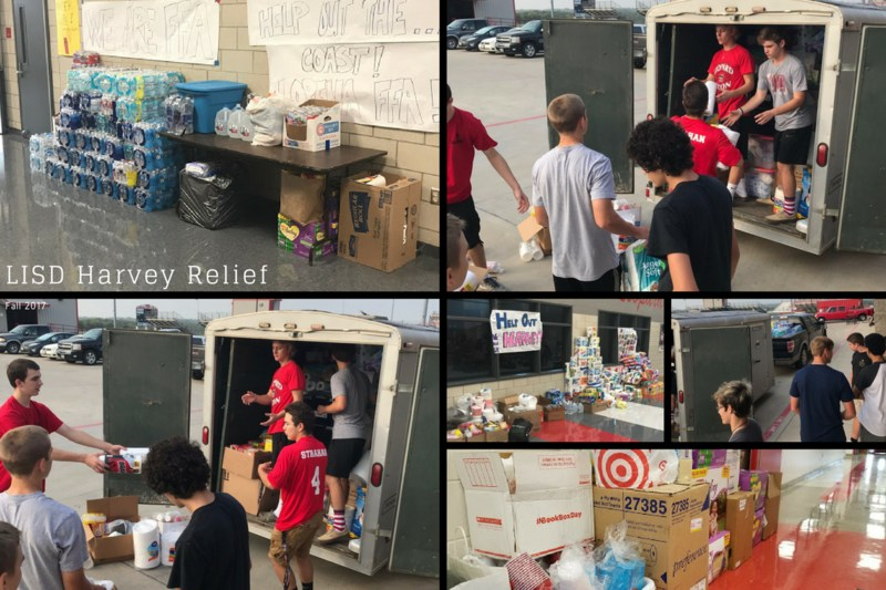Harvey Relief Photos