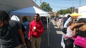 Community Resource Fair Invictus High School