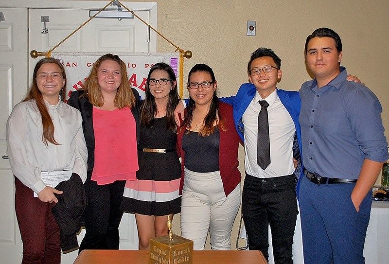BHS Students Excel at Annual Speech Contest Featured Photo