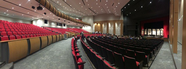 Carthage HS Performing Arts Center