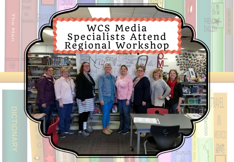 Media Specialists Attend Regional Workshop Thumbnail Image