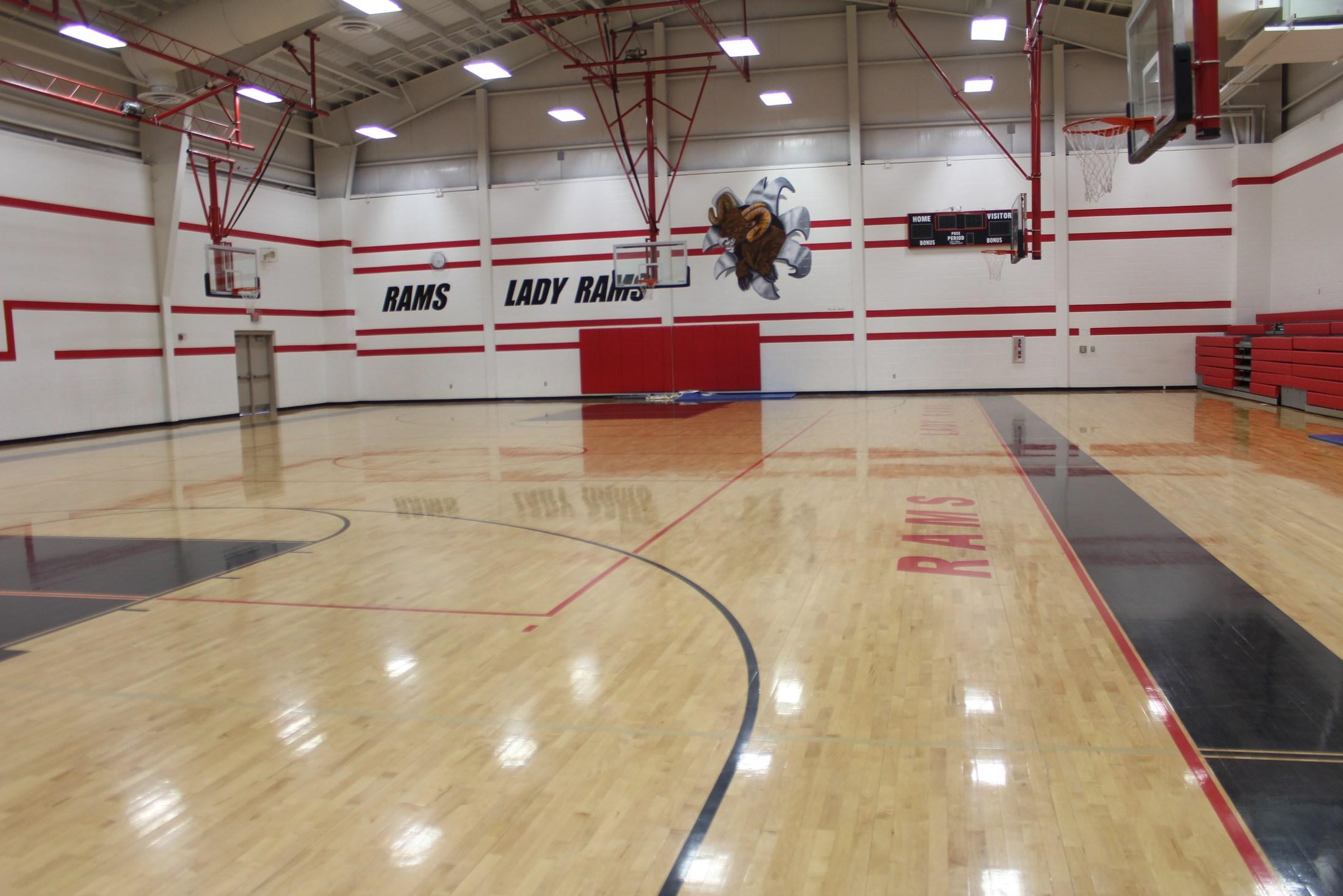Jr High New Gym