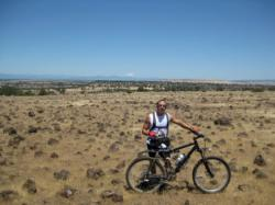 Biking @ Iron Canyon (BLM)