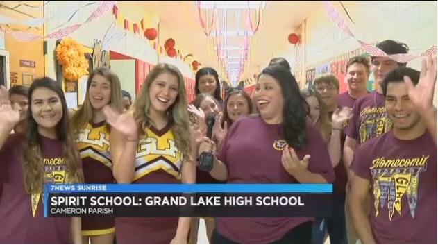 SPIRIT SCHOOL: Grand Lake High School Thumbnail Image