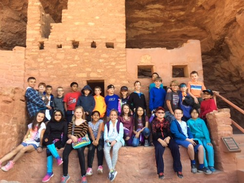 Cliff Dwelling Field Trip