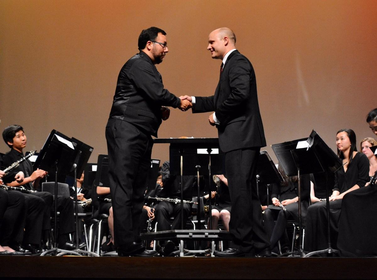 ESUSD's New Band Director Robert Soto Sets the Bar High