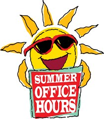 SHS Summer Office Hours Thumbnail Image