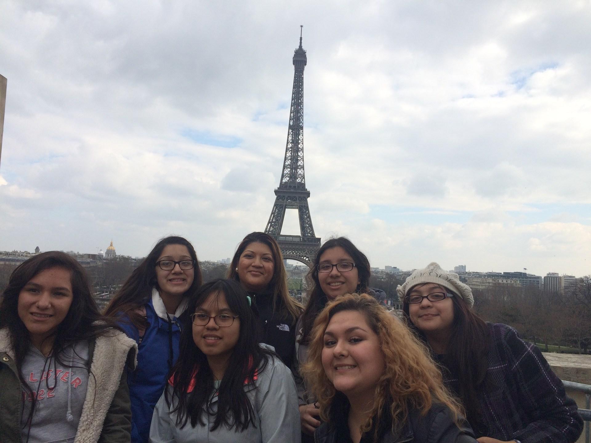Eiffel Day 2
