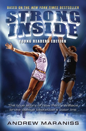 Strong Inside, young adult cover
