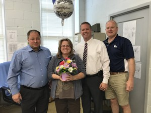 Classified Staff of the Year