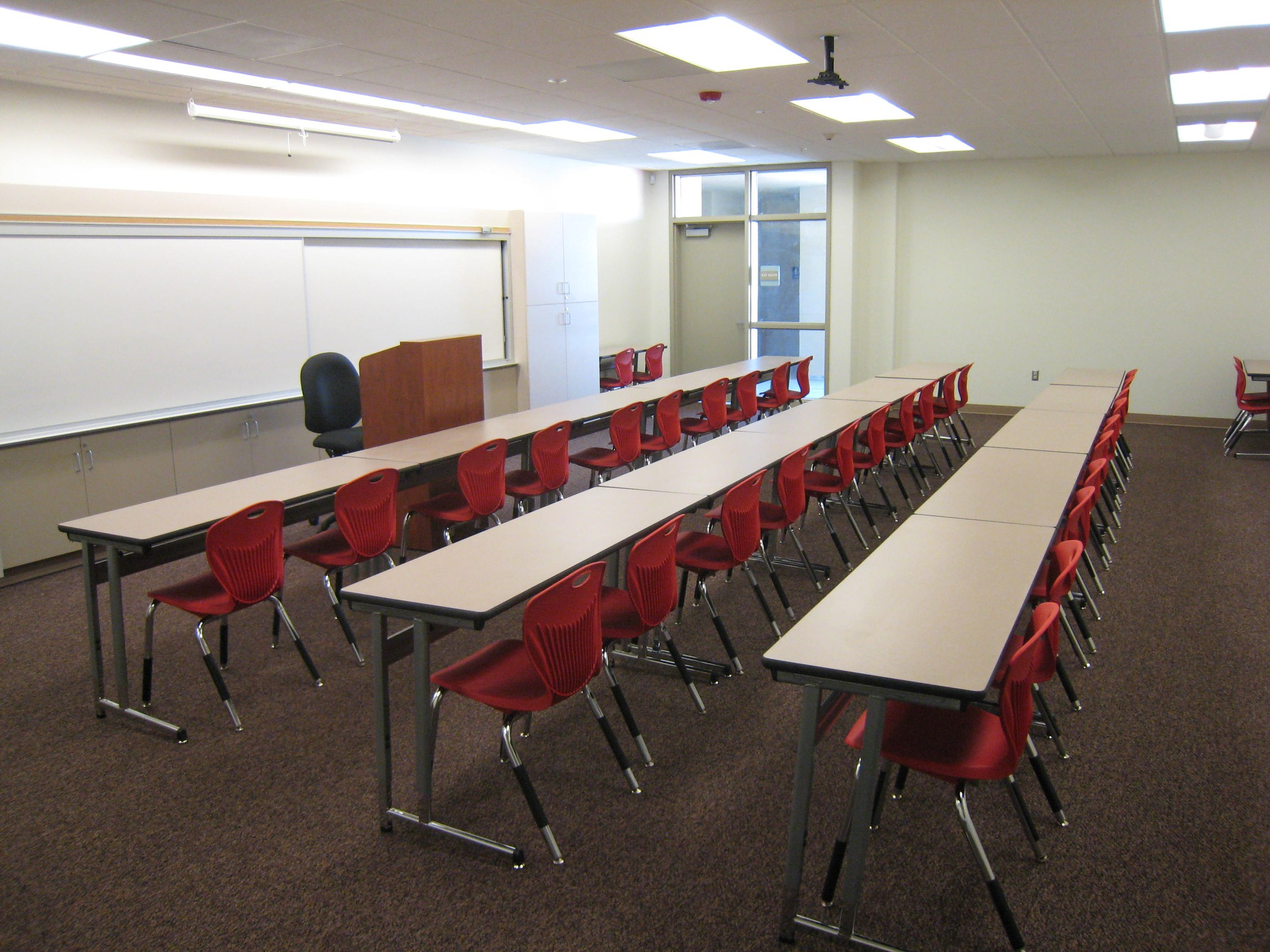 Hemet High School New Classroom Furniture