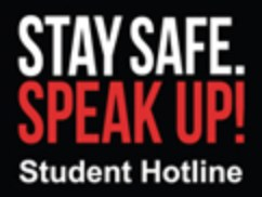 Stay Safe Speak Up