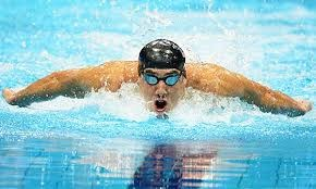 Image of Swimmer in Pool