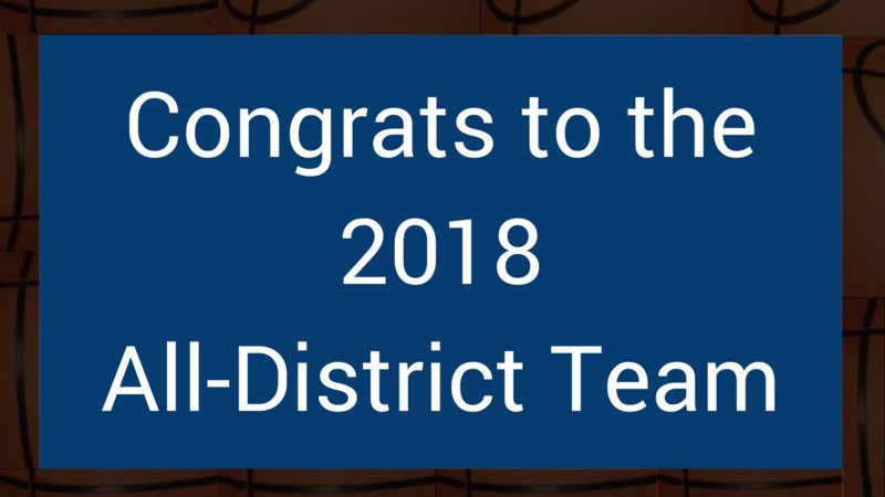 Basketball All-District Featured Photo