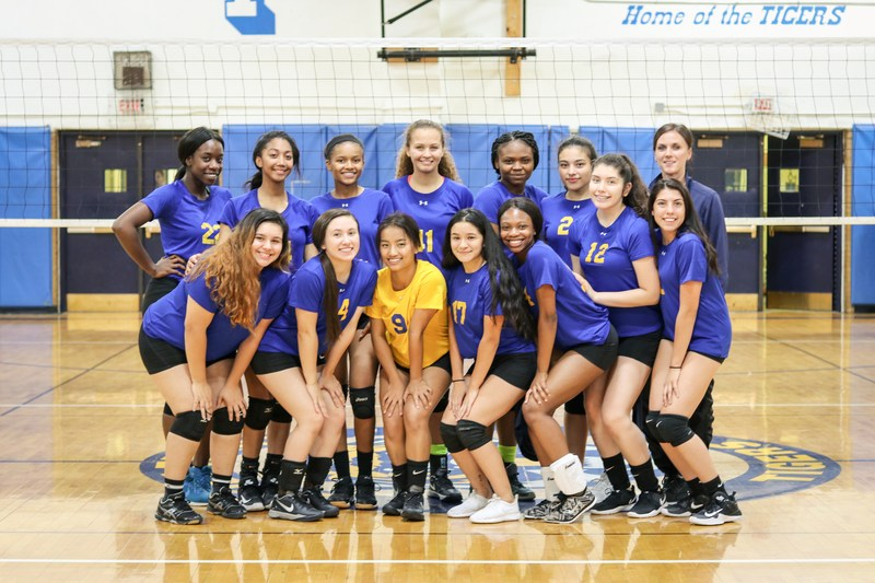Girls' Volleyball is headed to IHSA Regionals! Featured Photo