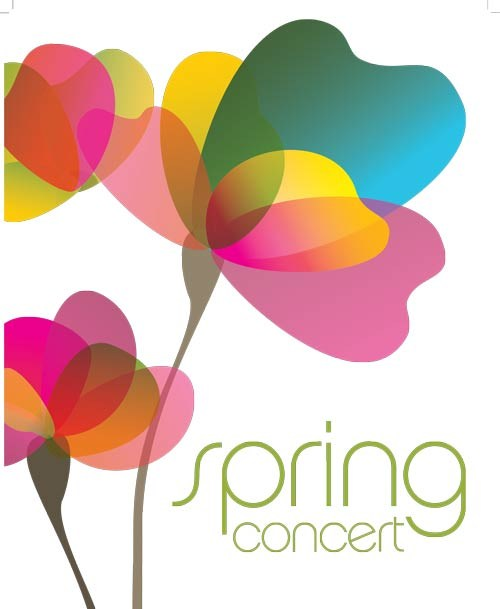 Our annual Spring Music Concert is coming! Featured Photo