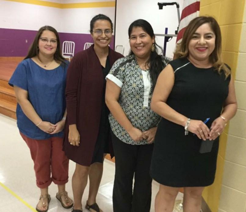 PTO Officers 2017-2018 President-Mrs. V. Ramirez, Vice President- Mrs. E. Quintanilla, Treasuerer-Mrs. P. Guajardo, Secretary-Mrs. D. Munoz