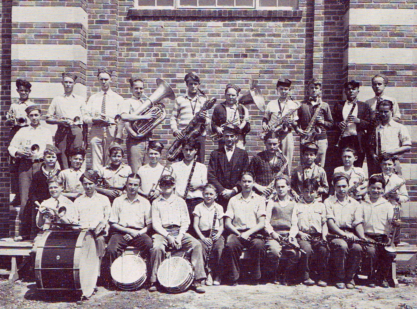 Our first Band 1925