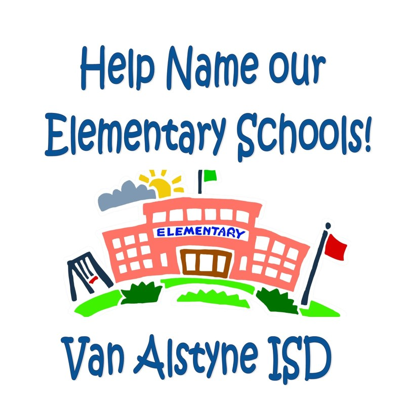 Help Name our Elementary Schools! Thumbnail Image