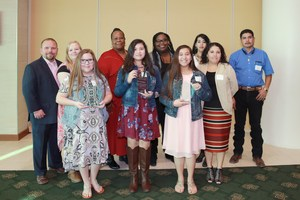 Outstanding Youth in Philanthropy Award Winners