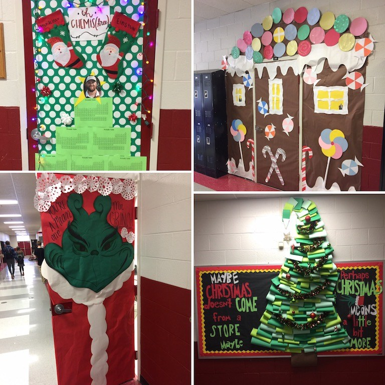 All 5th Period Classes Are Invited To Participate In A Door Decoration Contest Your Students Should Work Together Decorate Classroom