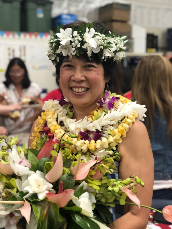 Aloha Ms. Hashimoto! Featured Photo