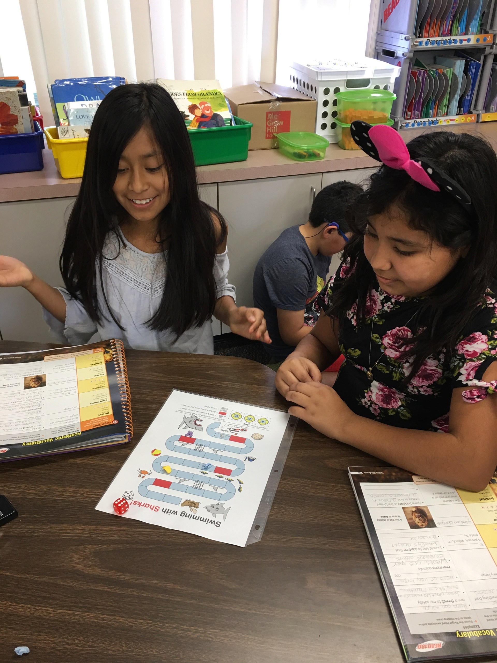 Read180 ELD Vocabulary Review Games