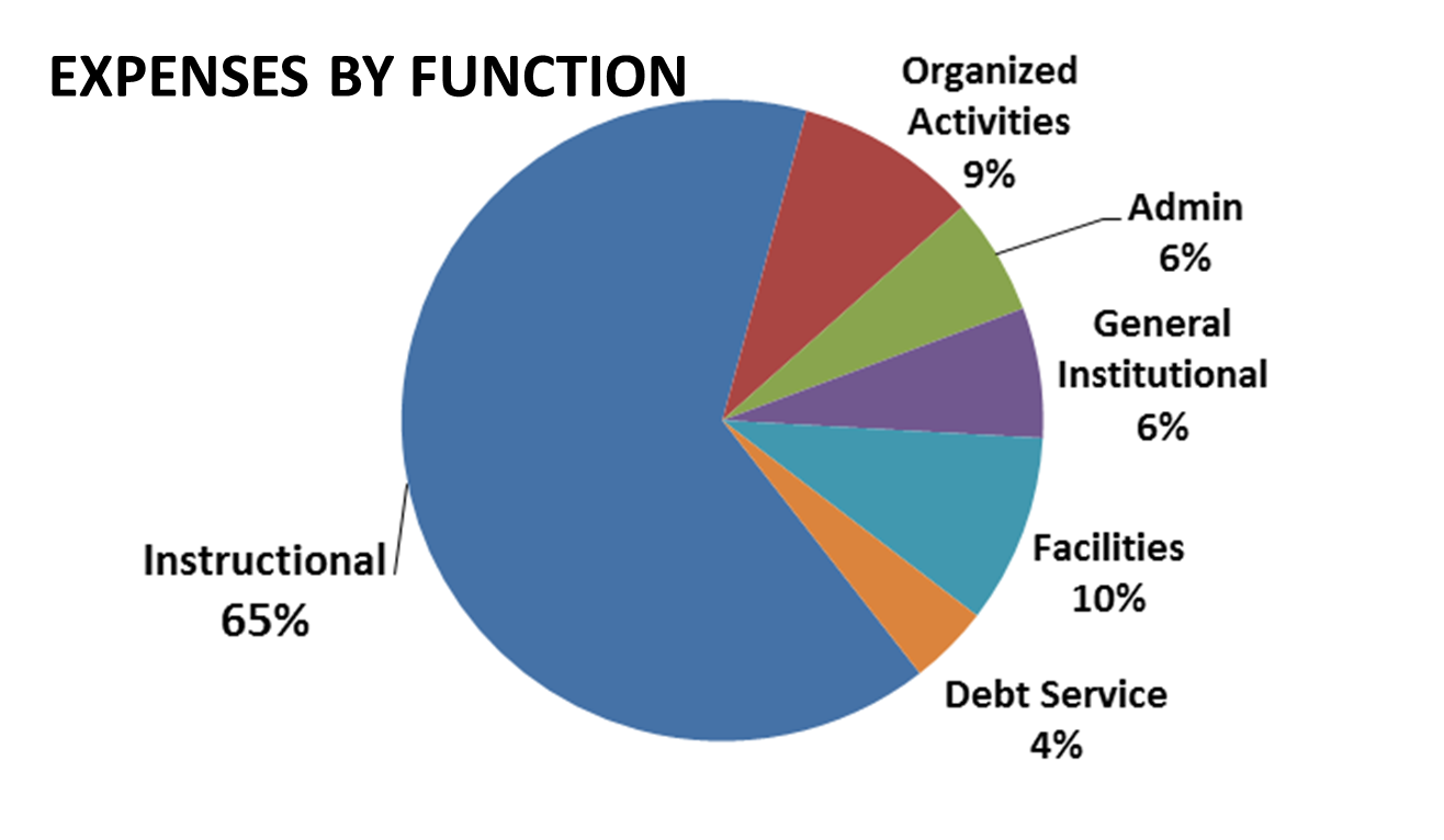 Expense by Function