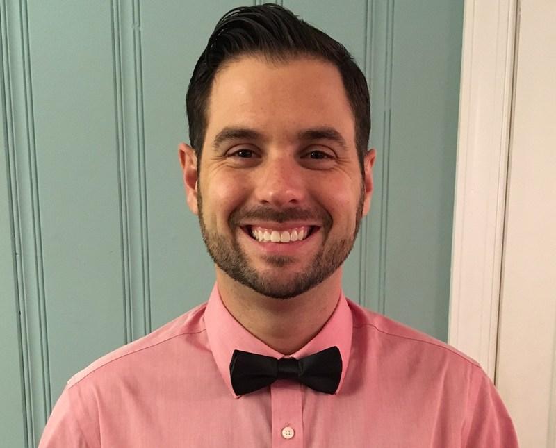 Daniel Bailey is the 2017-18 Lexington Two Teacher of the Year.